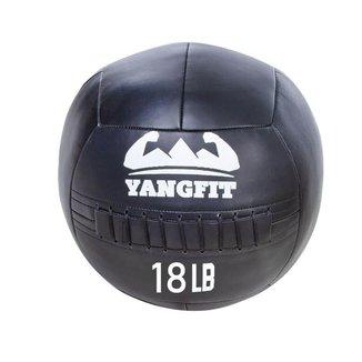 Wall Ball 8kg 18LB Treino Funcional Cross Training Yangfit
