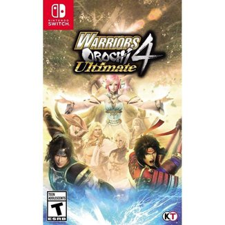 Warrior Orochi 4 Ultimate - Switch