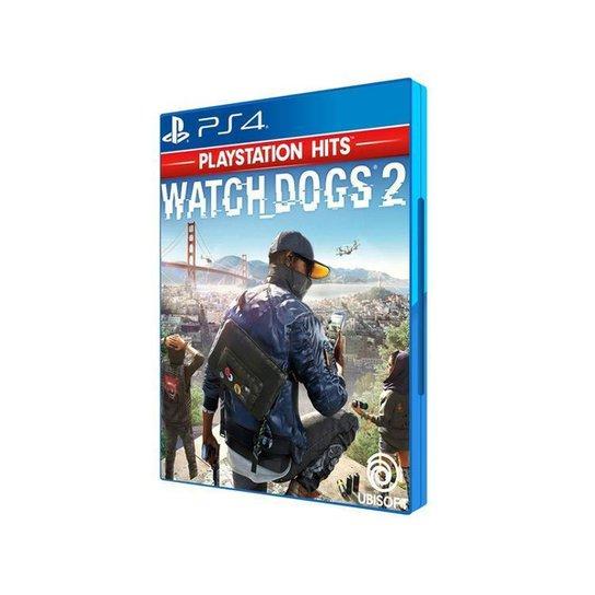 Watch Dogs 2 para PS4 - Azul