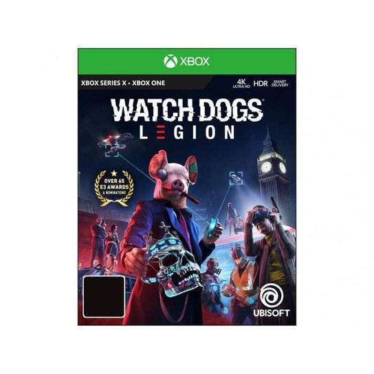 Watch Dogs Legion para PS4 Ubisoft - Incolor