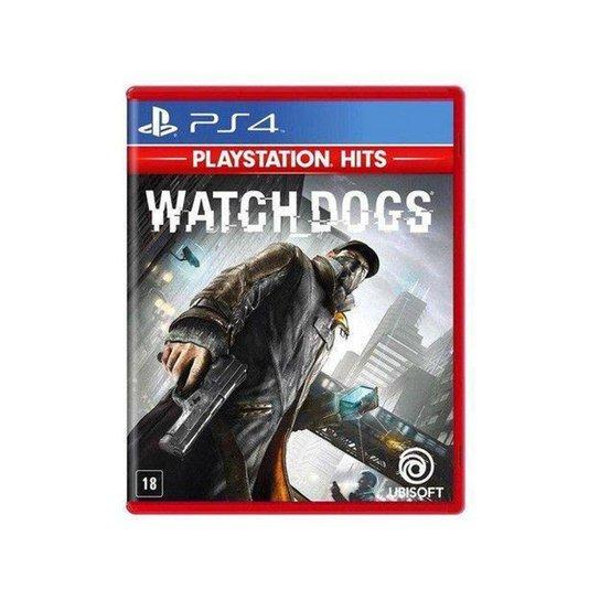 Watch Dogs para PS4 - Azul