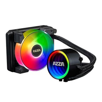 Water Cooler Azza Blizzard 120mm RGB, LCAZ-120R-ARGB