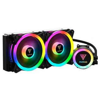 Water Cooler Gamdias Chione 240mm RGB - CHIONE M2-240 LITE