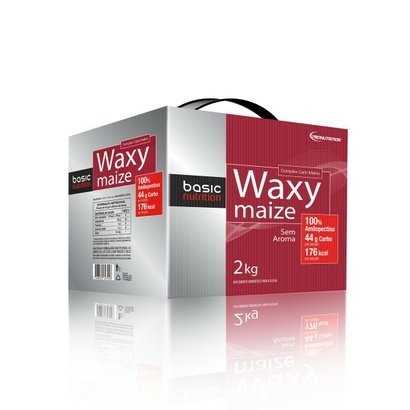 Waxy Maize Box - 2Kg - Pronutrition Basic