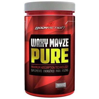 Waxy Maize Pure 900 g – Body Action