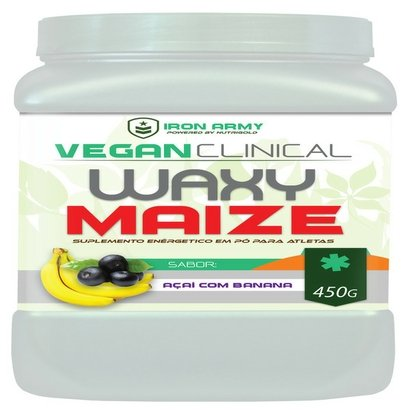 Waxy Maize Vegano 450G - Iron Army