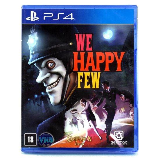 We Happy Few - Ps4 - Incolor