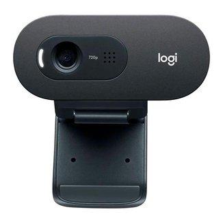 Webcam Logitech C505e HD 720p USB-A