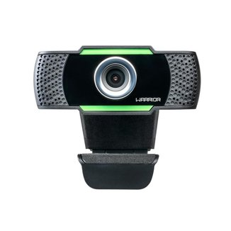 WebCam Warrior Maeve HD 1080P USB Lente 5P - AC340