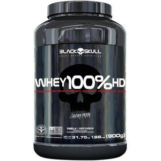 Whey 100% HD 900g - Black Skull