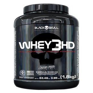 Whey 3 HD 3,97 Lbs - Black Skull
