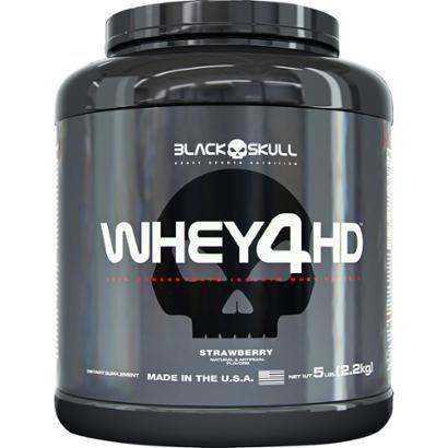 Whey 4HD 2.267 g - Black Skull