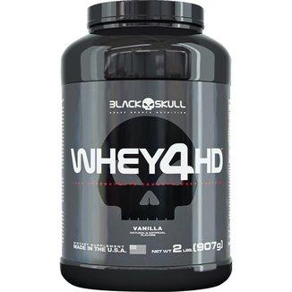 Whey 4HD 907 g - Black Skull