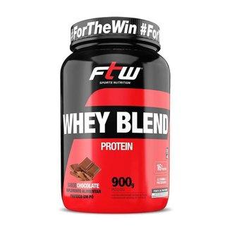 Whey Blend Protein 900g - FTW
