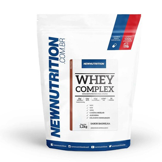 Whey Complex 1,2 kg NewNutrition -