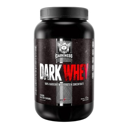 Whey Darkness 100% Concentrado 1,2Kg - IntegralMédica