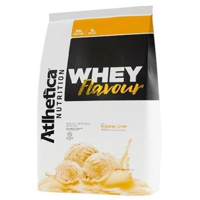 Whey Flavour 850gr - Atlhetica
