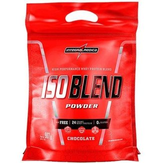 Whey Isoblend Iso, Conc E Hid 907g - Integral Medica