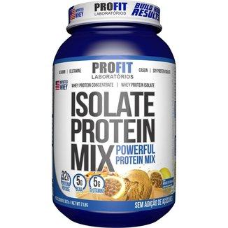 Whey Isolate Protein Mix Profit Laboratório 907g