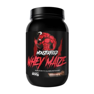 Whey Maize (900G) - Monsterfeed