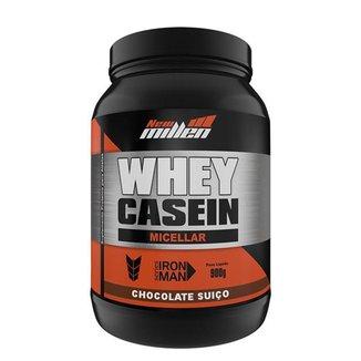 Whey Micelar Casein 900g New Millen