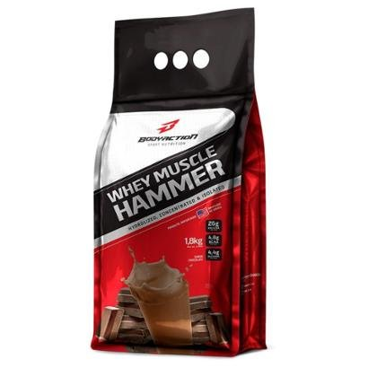 Whey Muscle Hammer 1.8 Kg - Body Action