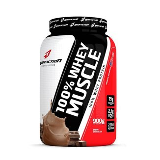 Whey Protein 100% Muscle 900g - Body Action