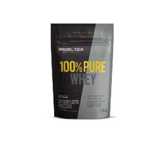 Whey Protein 100% Pure Whey 1,8kg – Probiótica -