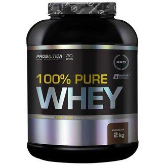 Whey Protein 100% Pure Whey 2kg – Probiótica