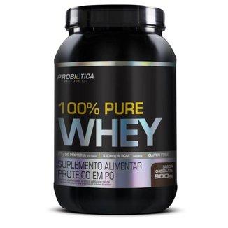 Whey Protein 100% Pure Whey 900g - Probiótica