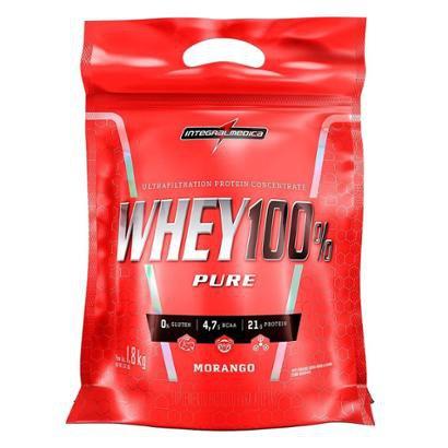 Whey Protein 100% Super Pure 1,8 Kg Body Size Refil – IntegralMédica