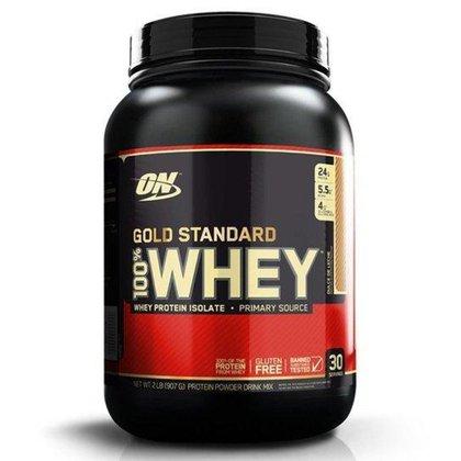 Whey Protein 100% Whey Gold Standard Optimum Nutrition Chocolate