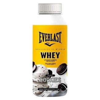 Whey Protein 3W 40g- Everlast - - Monodose