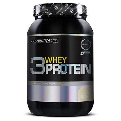 Whey Protein 3W 900 g – Probiótica
