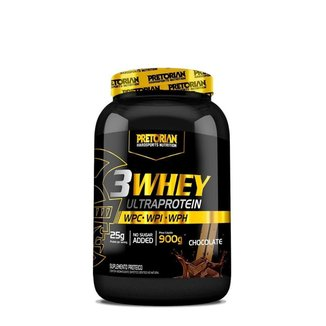 Whey Protein 3W 900g - Pretorian