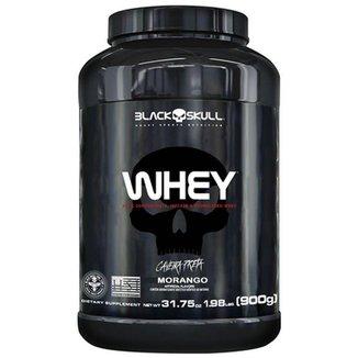 Whey Protein 900g - Black Skull