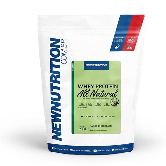 Whey Protein All Natural 900g NewNutrition -