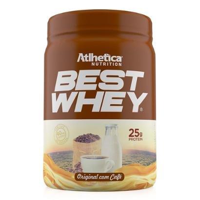 Whey Protein Best Whey 450g - Atlhética Nutrition