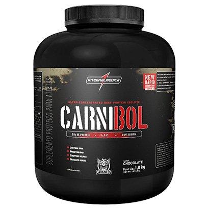 Whey Protein Carnibol 1,8Kg Darkness – Integralmédica