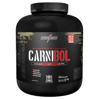 Whey Protein Carnibol 1,8Kg Darkness - Integralmédica