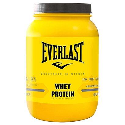 Whey Protein Concentrado 900g Exclusivo – Everlast