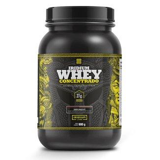 Whey Protein Concentrado Iridium 900g
