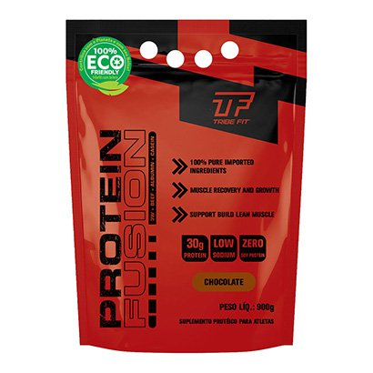 Whey Protein Fusion 900g - Tribe Fit
