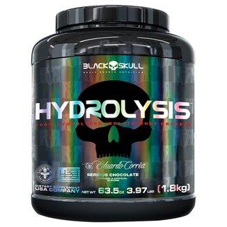 Whey Protein Hydrolysis 1,8kg By Eduardo Corrêa - Black Skull