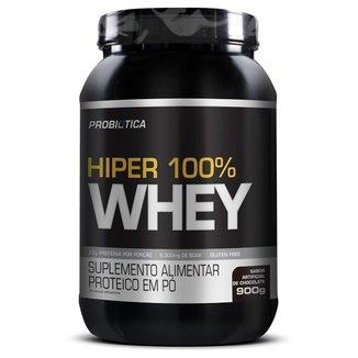 Whey Protein Hyper 100% Whey 900G - Probiótica
