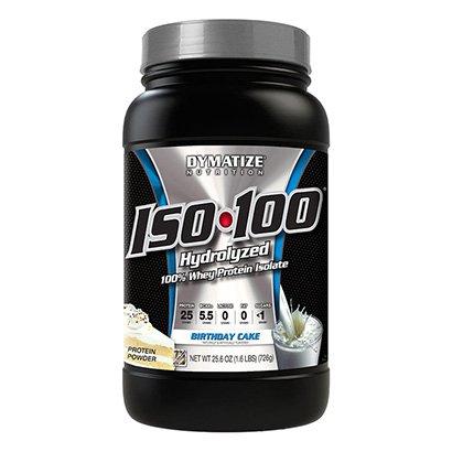 Whey Protein ISO 100 Hydrolyzed Dymatize Nutrition 1.6 Lbs