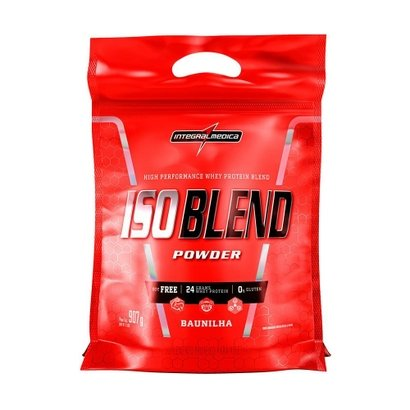 Whey Protein Iso Blend 907g – IntegralMédica