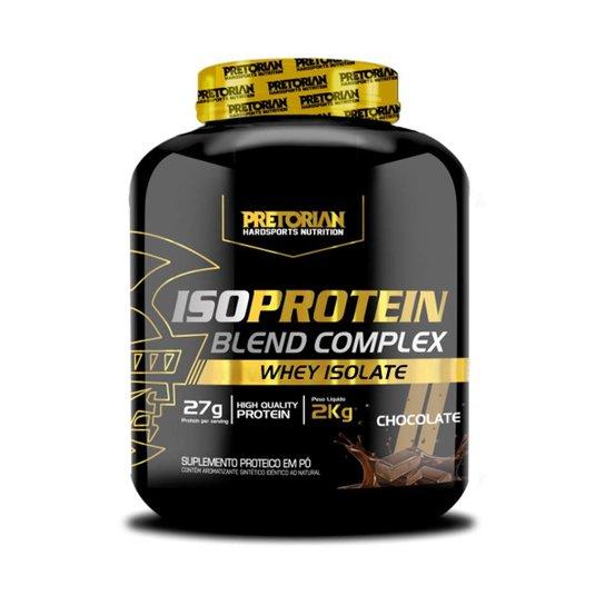 Whey Protein Iso Protein Blend Complex 2Kg - Pretorian -