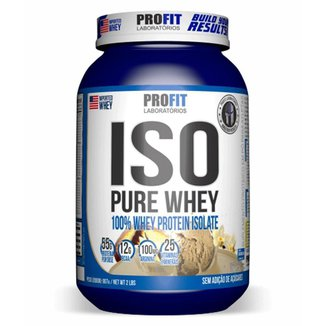 Whey Protein ISO Pure Whey 907g Profit