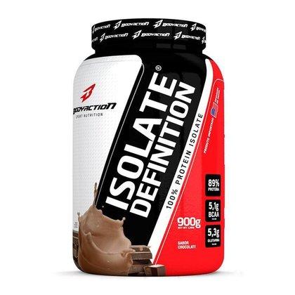 Whey protein Isolado 100% - BodyAction Wey